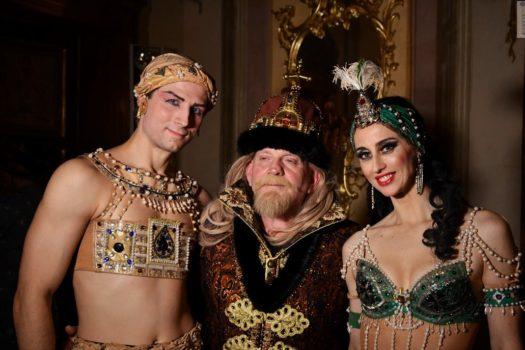 Fantasmique Casanova III – Ballets et Noblesse Russe à Venezia