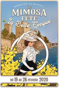 Fête du Mimosa – Mandelieu La Napoule