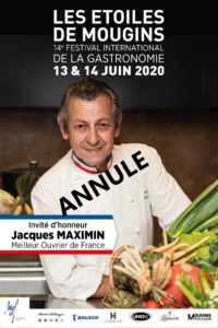 LES ÉTOILES DE MOUGINS REPORTÉES EN JUIN 2021