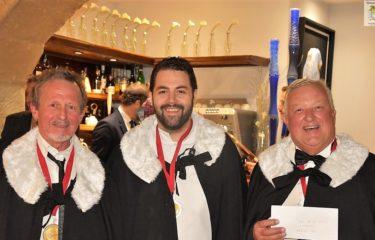 Ordre des Épicuriens – 28ème Chapitre – Restaurant Les Terraillers* à Biot