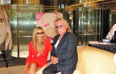 Christophe & Una … à St Tropez