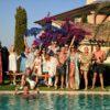 Journée de folie dans une villa de rêve … Brunch-BBQ signé David & Noëlle Faure