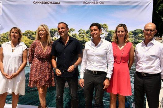 L'été à Cannes sous le soleil … différemment !
