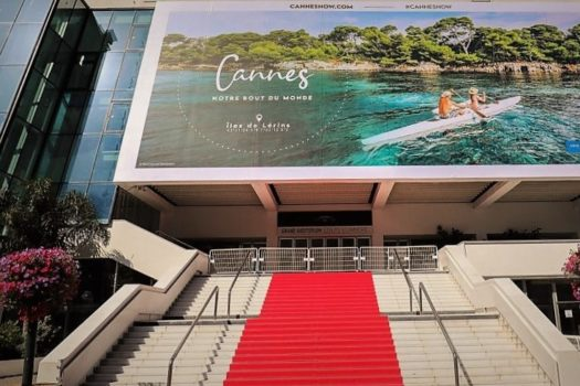 Cannes, un bout du monde exotique qui s'affiche en grand !