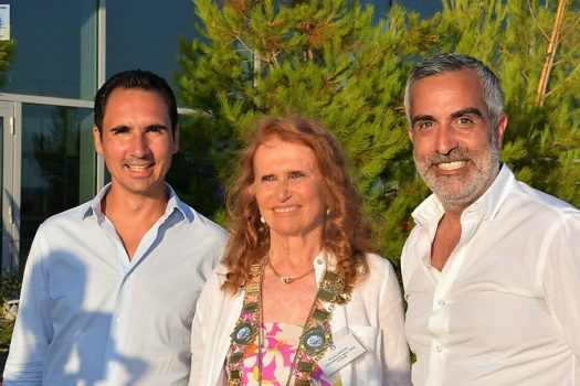 Une reprise du SKAL Club Côte d'Azur … au parfum italien