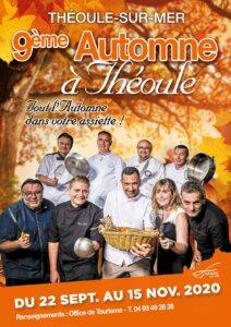 9ème Automne à Théoule-sur-Mer