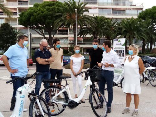 Palm Vélo … ça roule dans l'Agglomération Cannes Lérins !
