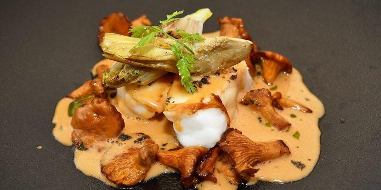 Assiette d'automne gourmande à la La Maréa … Théoule-sur-Mer