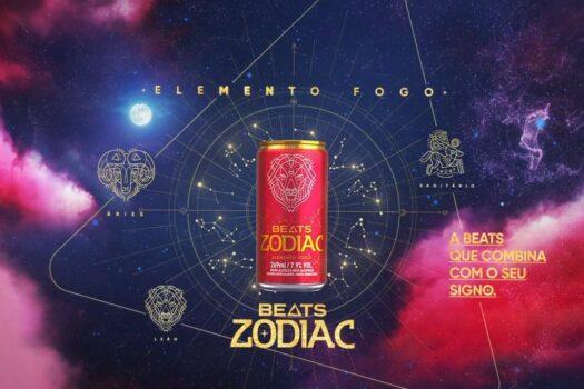 Une boisson inspirée des signes astrologiques by WMcCann