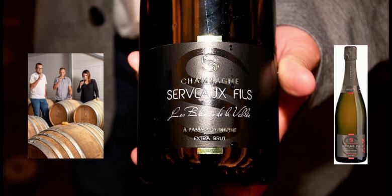 Champagne Serveaux Fils … les bulles du bonheur !