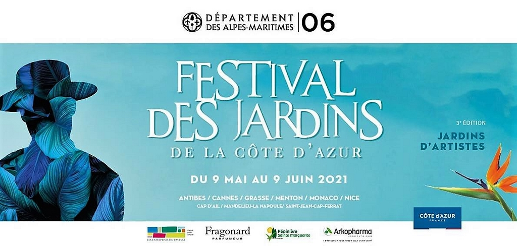 Festival des Jardins ( du 9 mai au 9 juin 2021 )